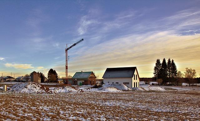 Wykończenie mieszkania zimą – jak to zrobić?